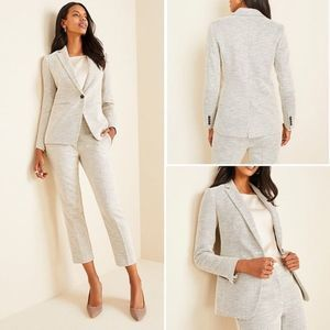 Ann Taylor Hutton Blazer in Sweater Knit